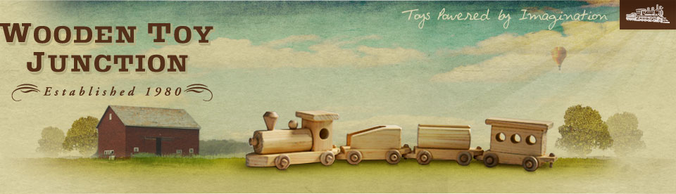 Wooden Toy Junction